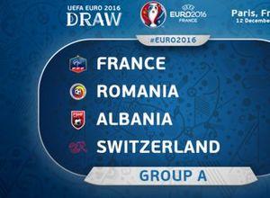 Euro 2016: Η παρουσίαση του 1ου ομίλου