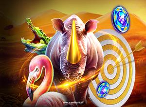 Great Rhino και Great Rhino Megaways: Το σαφάρι ξεκινά στο καζίνο της Novibet