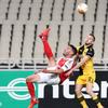 ΑΕΚ - Μπράγκα: Ο Όρτα νίκησε τον Τσιντώτα για το 1-3 (video)