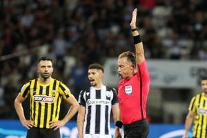 Κλάτενμπεργκ: «Ήταν οφσάιντ το γκολ της ΑΕΚ» (video)