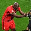 Λουκάκου: «Χαρούμενος για τη νίκη αλλά οι σκέψεις μου είναι στον Έρικσεν»