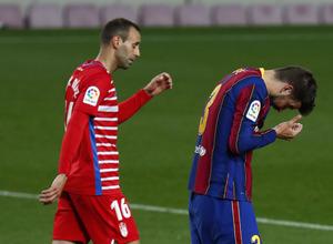 La Liga: Η Γρανάδα «άλωσε» το «Καμπ Νου» και έβαλε… φωτιά στο πρωτάθλημα! (video)